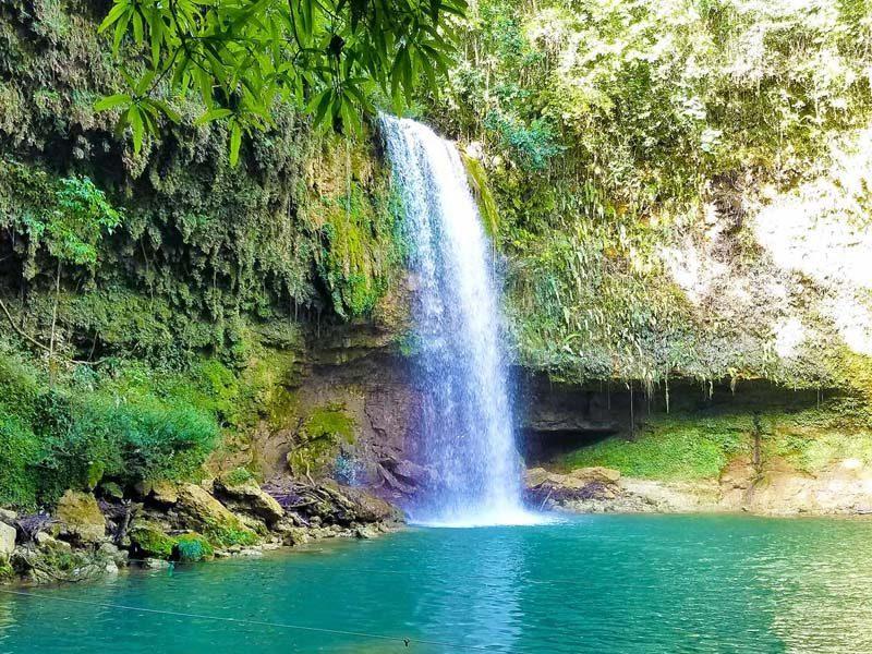 Salto de Socoa República Dominicana