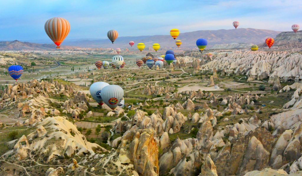 Capadocia-Turquía