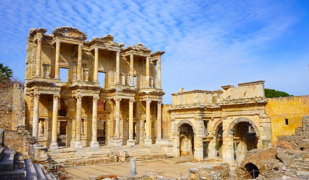 Efesos-Turquía
