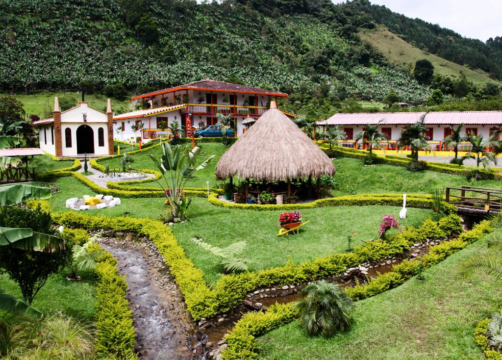 Eje cafetero, Colombia