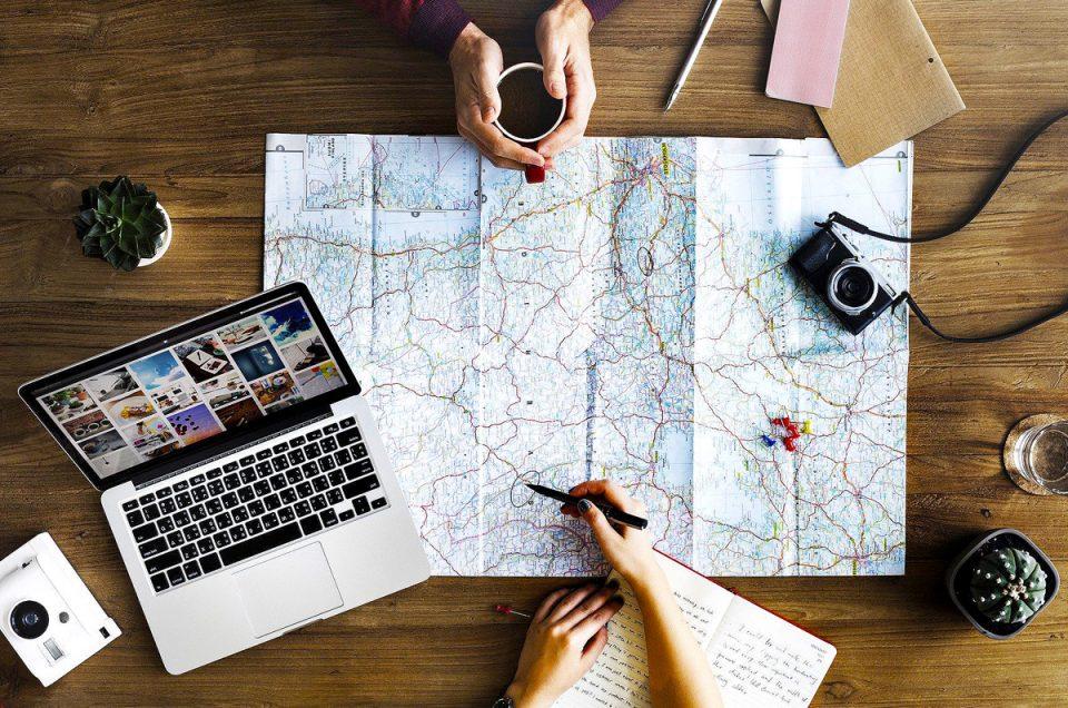 15 pasos sencillos de como planificar tu viaje de vacaciones
