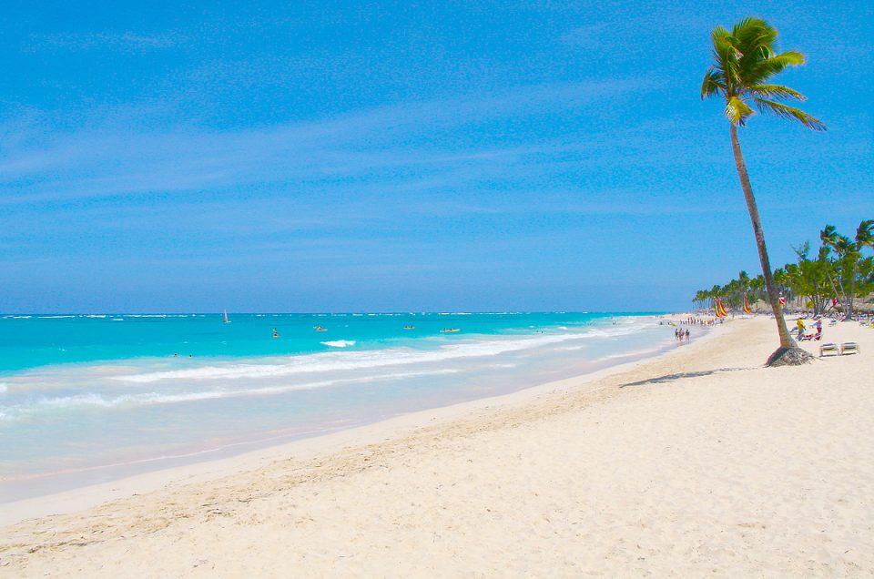 Gózate Playa Bávaro en República Dominicana