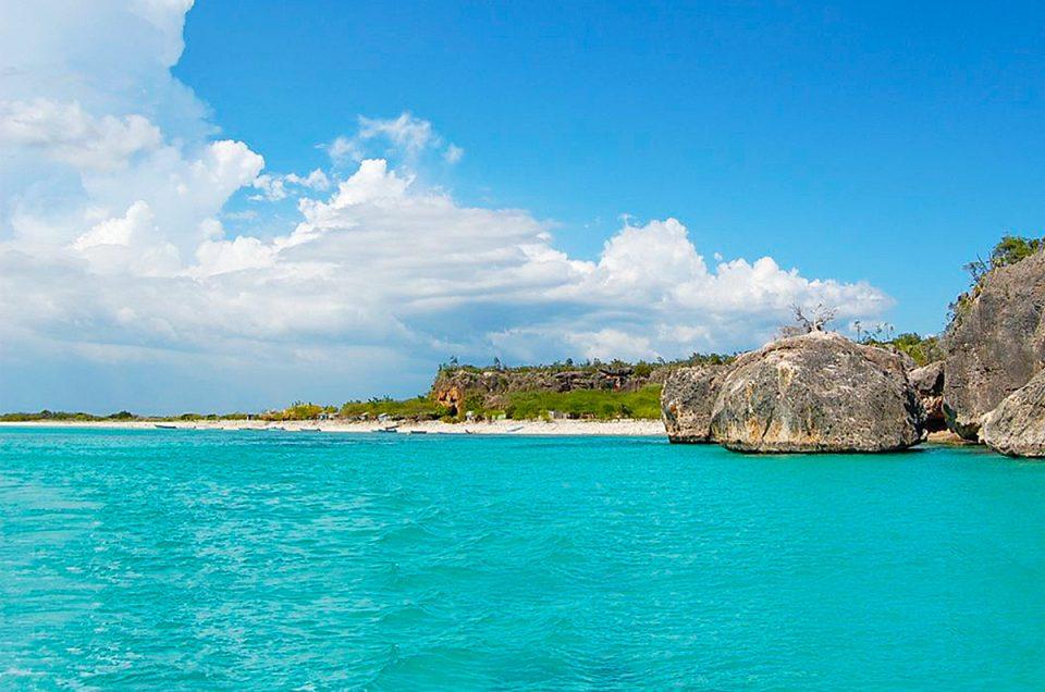 Conoce Bahía de Las Águilas República Dominicana