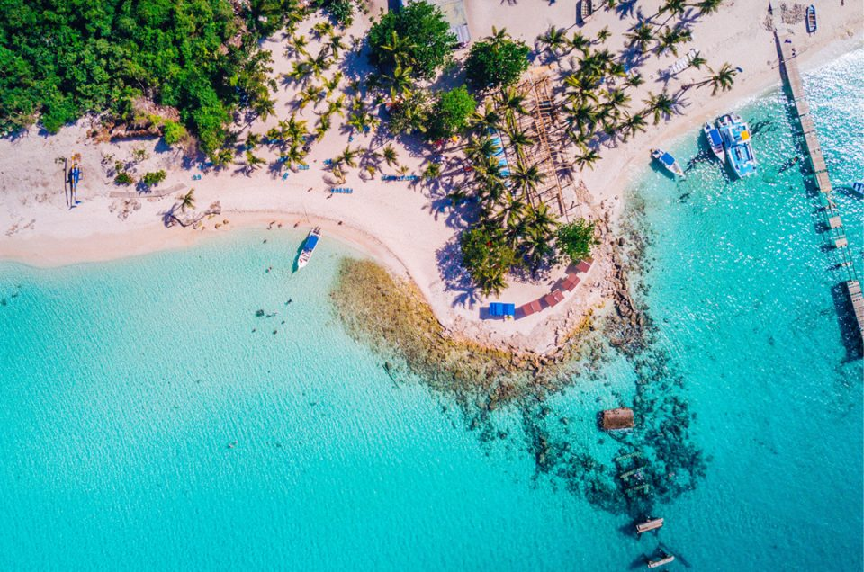 12 razones para ir de excursión a Isla Saona en República Dominicana
